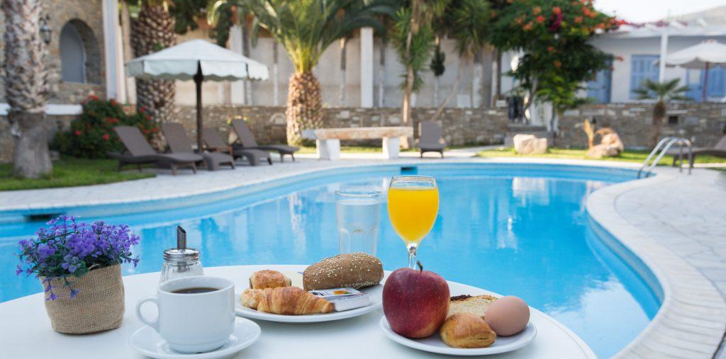 hotel galinos breakfast