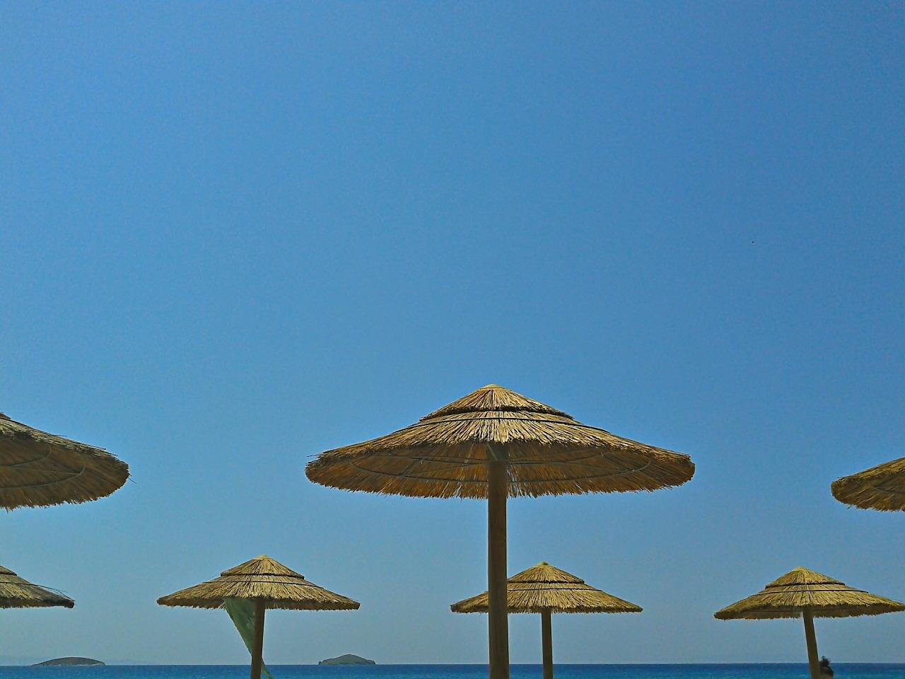 beach paros
